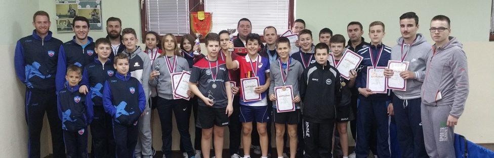 Marija Gnjatić i Dario Pejić pobjednici kadetskog prvenstva Republike Srpske