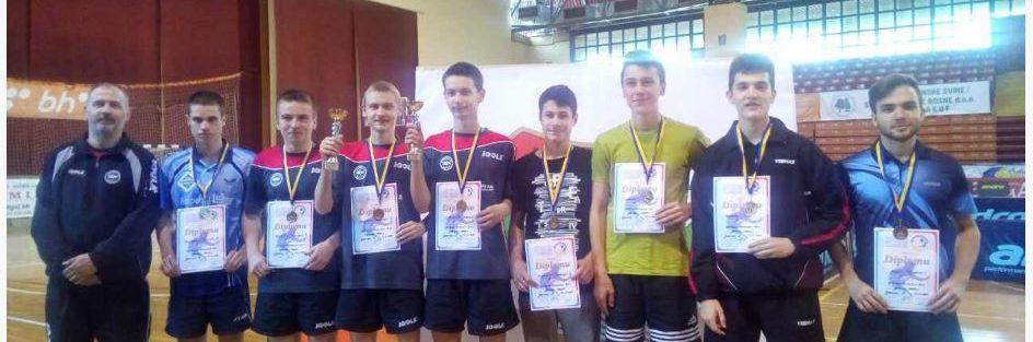 BIH: Mihailovići najbolji, Markovićeva druga na Pojedinačnom prvenstvu za juniore