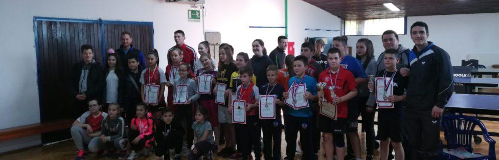 Aljoša Grabljić i Magdalena Vuković najbolji u kategorijih mlađih kadeta u Republici Srpskoj