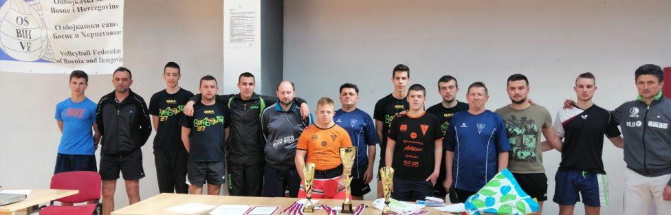 Perućica iz Foče novi prvak Lige Republike Srpske za muškarce