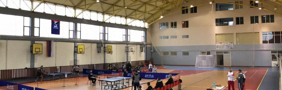 Sokol i Spin bez poraza nakon dva turnusa Lige Republike Srpske