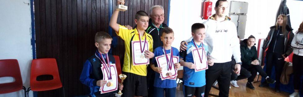 Miloš Radulović i Magdalena Vuković najbolji u kategoriji mlađih kadeta u Republici Srpskoj